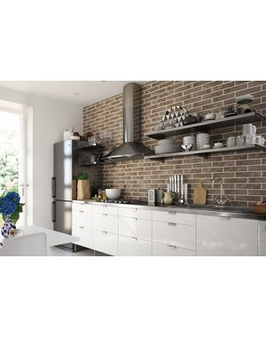 Luxury Tiles Beige Brick Effect Wall Tile