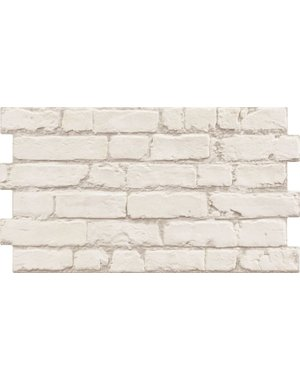 Luxury Tiles Victorian Urban White Brick Effect Tile