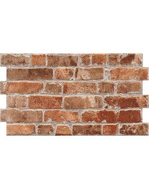 Luxury Tiles Victorian Urban Red Brick Effect Tile