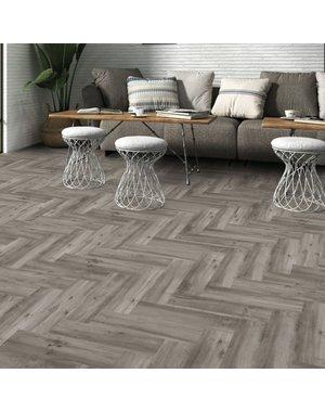 Luxury Tiles Cambridge Silver Wood Effect Tile