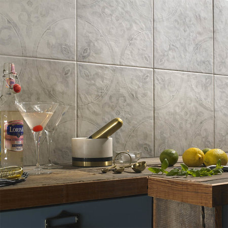 Ted Baker Ted Baker Partridge Wall and Floor Tiles  331 x 331mm BCT50582