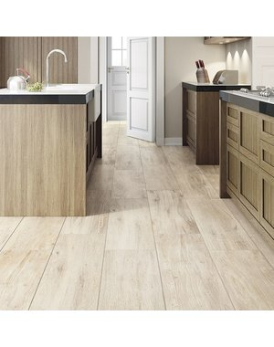 Luxury Tiles Honey Light Wood Effect Floor Tile