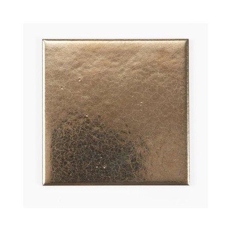 Luxury Tiles Medusa Gold Wall 100 x 100mm tile