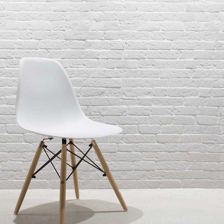 Luxury Tiles Chicago White Brick 250x50mm Tile