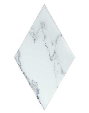 Luxury Tiles Truth Diamond Marble Effect White Tile