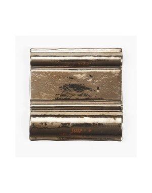 Luxury Tiles Medusa Gold Border tile