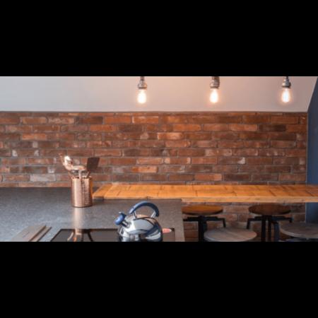 Luxury Tiles Victorian Farmhouse Handmade Brick Slip 230X73mm