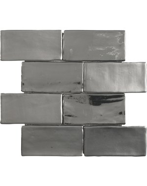 Dune Dune Charm D909 Silver Mosaic Tile
