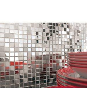 Dune Dune Metallic Silver D940 Mosaic Tile