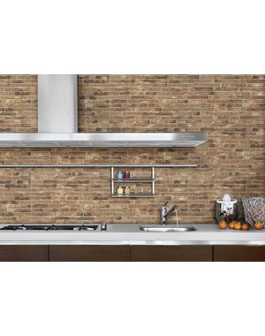 Luxury Tiles Camden Town Brown Brick Tile