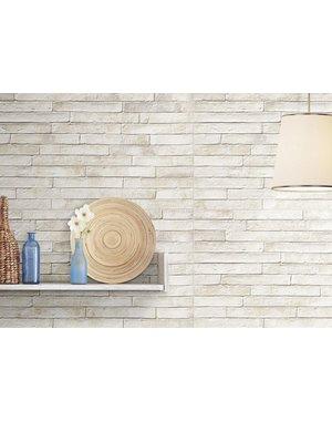 Luxury Tiles Traditional White Brick Wall Tile