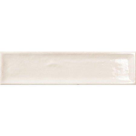 Luxury Tiles Château Artisan Blanco 75x300mm  Metro Tile