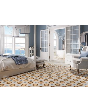 Luxury Tiles Cornwall Geometric Pattern wall and floor tile