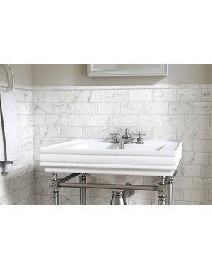 Luxury Tiles Marble effect metro tile 10x20cm