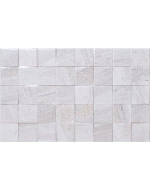 Luxury Tiles Everest White Stone Square Decor Tile