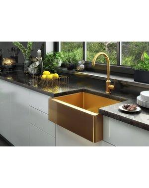 Ellsi Ellsi Excel Belfast Style Gold Sink