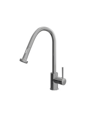 Ellsi Ellsi Marino Chrome Pull Out Mixer Tap