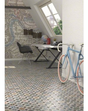 Luxury Tiles Parks Hyde Pattern Ceramic Tile