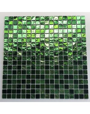 Luxury Tiles Emerald Green Mosaic Tile