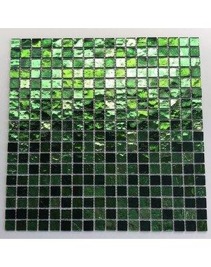 Luxury Tiles Emerald Green Mosaic Tile