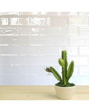 Luxury Tiles Soft White Metro Tile