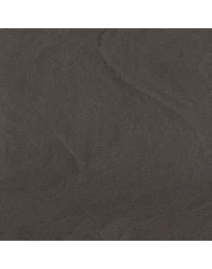 Luxury Tiles Egypt Black Wave Matt Porcelain Tile