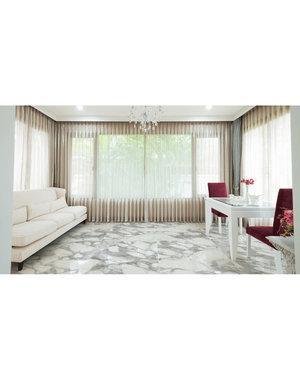 Luxury Tiles Calcatta Grey Veined Marble Effect Tile