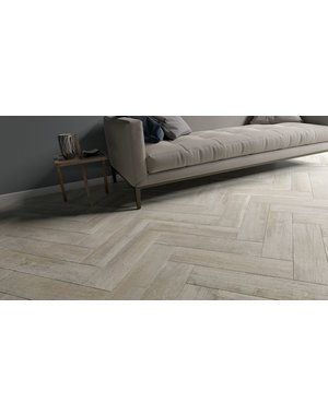 Luxury Tiles Light Birch Wood Effect Tile 600x150mm