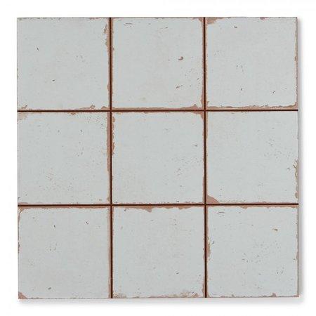 Luxury Tiles Cavendish White Tile 330x330mm
