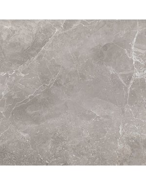 Luxury Tiles Impact Matt Grey Marble Effect Floor Tile