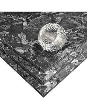 Luxury Tiles Cleopatra dark grey marble effect tile