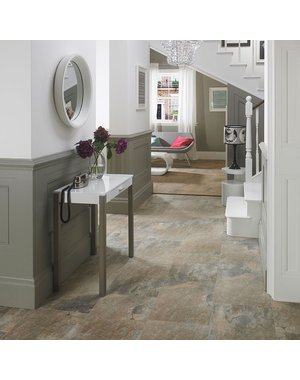 Luxury Tiles Cocoa Beach Grey Slate tile