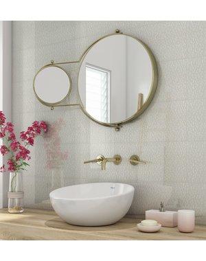 Luxury Tiles White Feature Decor Mosaic Tile