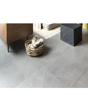 Luxury Tiles Calgary Grey Stone Effect Tile 120x60cm