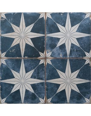 Luxury Tiles Sky Blue Astral Floor and Wall Tile