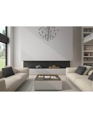 Luxury Tiles Etna White Brick Slip Wall Tile
