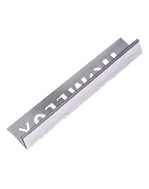 HomeLux Homelux aluminium stainless steel effect tile trim 12.5mm