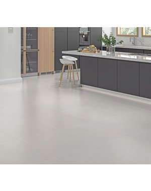 Luxury Tiles Oslo Grey Matt 60 X 60cm Floor Tile