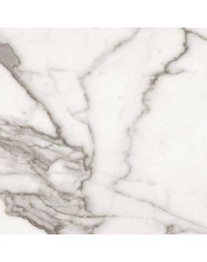 Luxury Tiles Verona Carrara Matt Marble effect Wall and Floor Tile 600x600mm