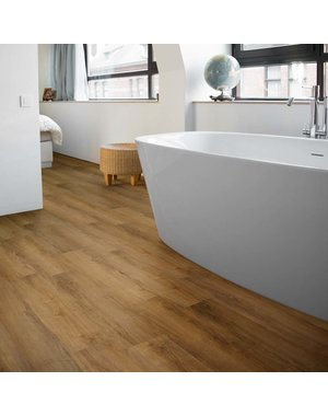 Luxury Tiles Belgravia Hazel Oak Wood Effect Luxury Vinyl Tile