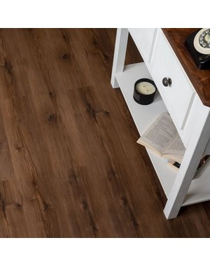 Luxury Tiles Belgravia Dark Oak Wood Effect Luxury Vinyl Tile