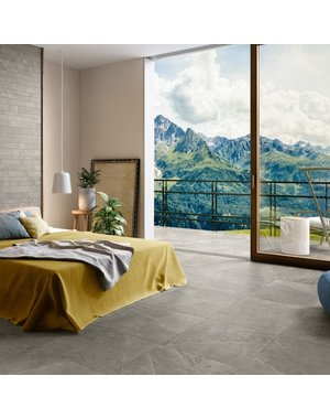 Luxury Tiles Lake District Grey Indoor & Outdoor Wall and Floor Tile