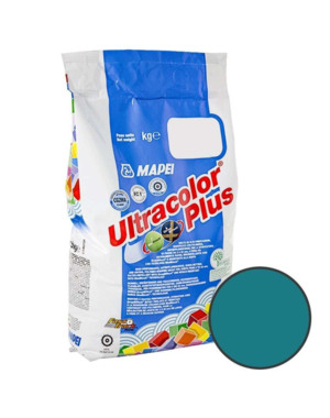 Luxury Tiles Ultracolour Plus 171 Turquoise Tile Grout 5kg