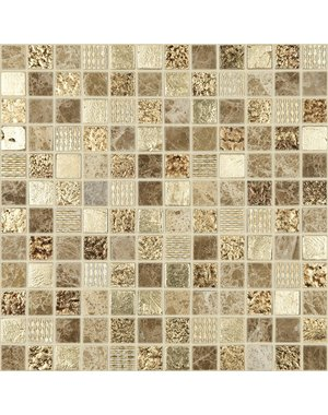 Luxury Tiles Egyptian Gold Glass Mosaic Tile