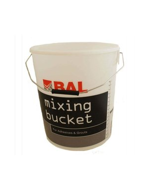 Rubi Tools Mixing Bucket