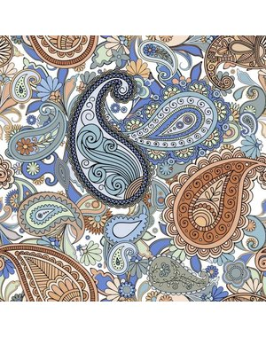Luxury Tiles Persian Vibrant Pattern Wall and Floor Tile