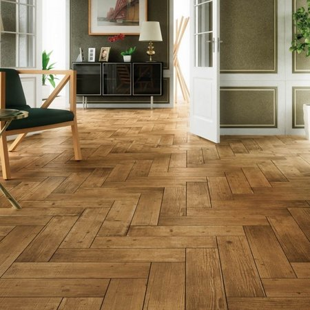 Luxury Tiles Bavarian Pine Wood Effect Floor and Wall Tile 150 x 600 mm
