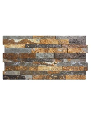 Luxury Tiles Parnassus Rustic Grey Split Face Cladding