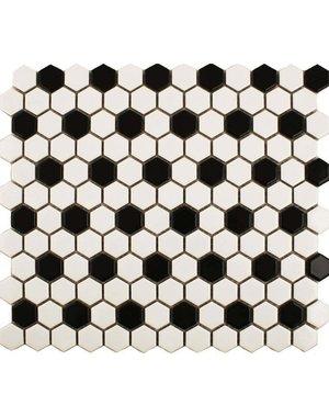 Luxury Tiles Microhex Mix