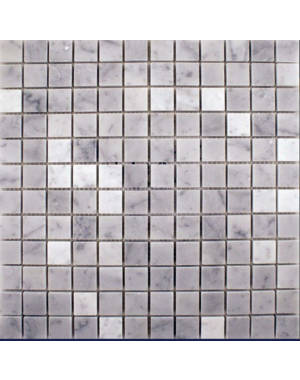 Luxury Tiles White Grey Marble Wall and Floor Mosaic Tile